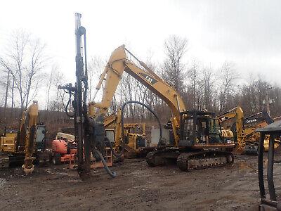 2006 Cat 325cl Excavator Traxxon Tr-ex-2000 Rock Drill Clean Quarry Blast Hole