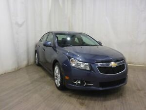 2014 Chevrolet Cruze 2LT No Accidents Leather Sunroof