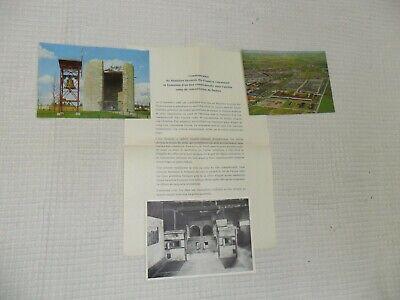 Vintage : lot de cpa Allemagne Dachau état voir photos
