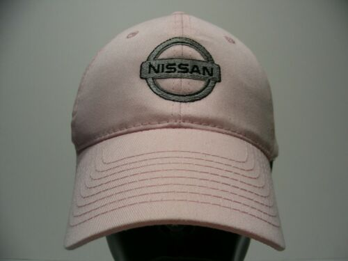 NISSAN - Pink - One Size Adjustable Baseball Cap Hat!