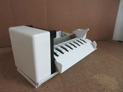 Whirlpool Refrigerator Ice Maker on Bracket Part # 2198597 2212322