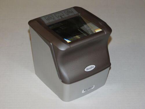 Safran Morpho 100 Police Security Finger Print Biometric Computer Scanner Reader