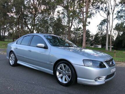 2007 FORD FAIRMONT GHIA BF MKII AUTO GOOD REGO Camden Camden Area Preview