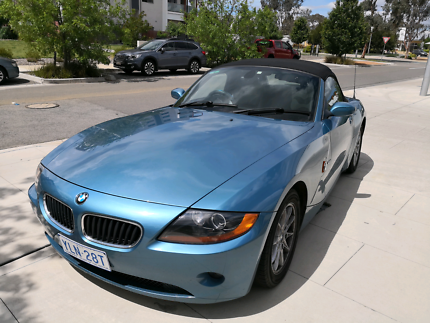 BMW Z4, E85 automatic,  lady owner, excellent condition.