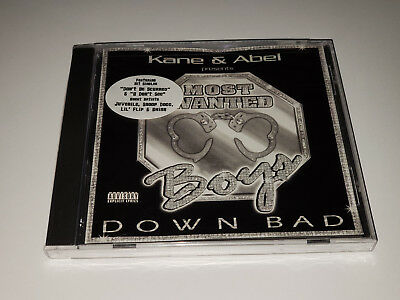 Down Bad [PA] by Most Wanted Boys (CD, Oct-2001, Most Wanted Empire) for sale  Shipping to India