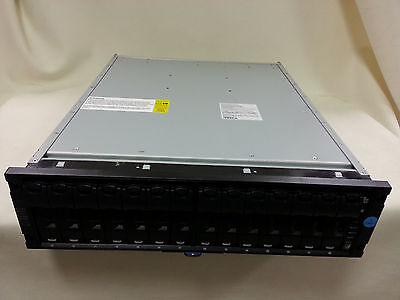 New Netapp Ds14mk2 At Shelf   14X 1Tb X269a Hard Disk Drives   2X At Fcx   Rails