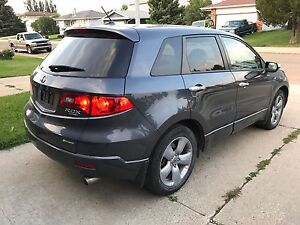 2007 Acura  RDX AWD Turbo technology package CLEAN CAR PROOF