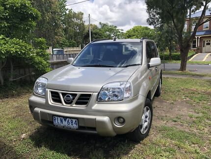Nissan xtrail 2002 for sale in excellent condition