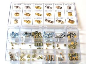 Cable Fitting Assortment Motorcycle Clutch Throttle Brake