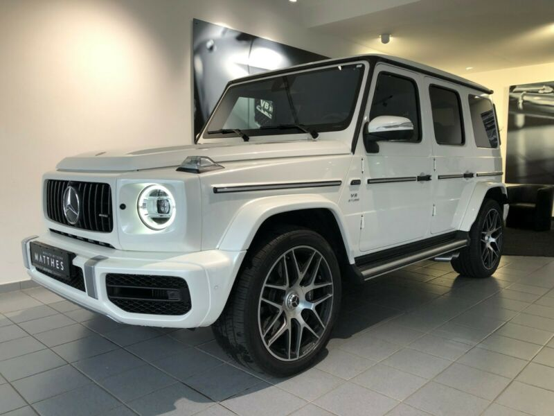 Mercedes-Benz G 63 AMG STRONGER THAN TIME EDITION