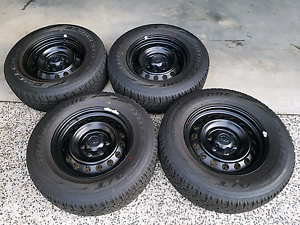 Hilux wheels and tyres Ferny Hills Brisbane North West Preview