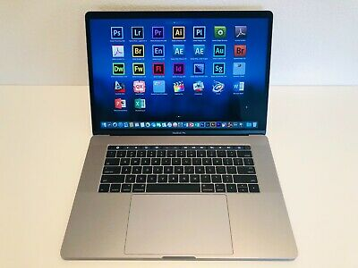 "Apple MacBook Pro 15"" Retina TouchBar + Quad i7 TURBO 3.6GHz + 16GB + 256GB"