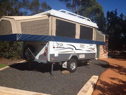 Jayco swan outback 2008 Penrith Penrith Area Preview