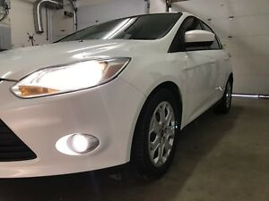 2012 Ford Focus, automatic, Low kms