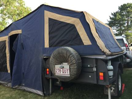 Camper Trailer with loads of extras