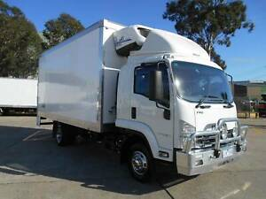 ** 2016 ISUZU FRD 110-260 8 PALLET REFRIGERATED/FREEZER PANTECH ** Arndell Park Blacktown Area Preview