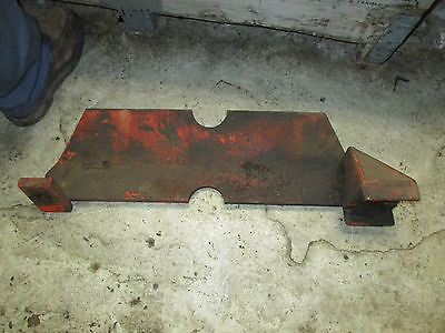 Case 430 530 Standard Tractor Power Front Axle Shield