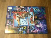 4X Monster High Movies DVD + Ice Age Christmas Special