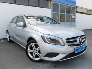 Mercedes-Benz A 180 CDI  BlueEfficiency Navi Leder Xenon Klima