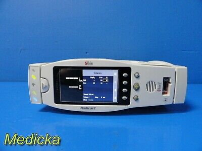 2010 Masimo Set Rds-3 Docking Station W Rainbow Radical 7 Pulse Oximeter 18036