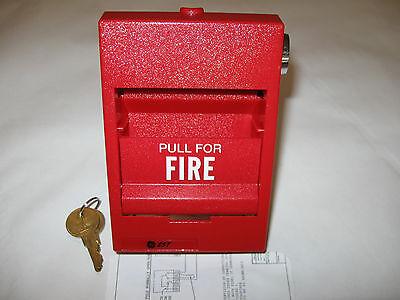 New Edwards Est Ge 276b-1420 Manual Alarm Pull Station