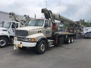 28 ton boom truck