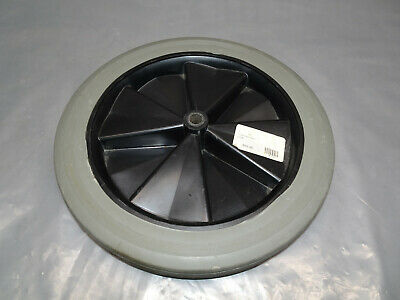 Mytee Wheel 12 X 1.75 Back Rear For Carpet Extractor Machine