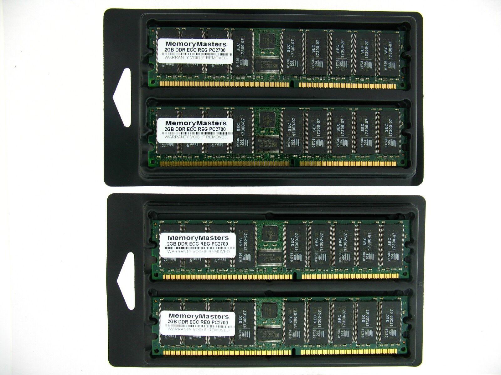 2GB MEMORY FOR SUN FIRE V125 V20Z V215 V245 V445