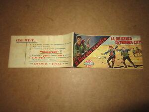 STRISCIA-IL-PICCOLO-SCERIFFO-N-104-II-SERIE-ANNO-1953-LA-DILIGENZA-DI-WONDER