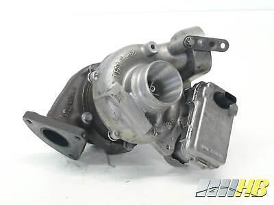Turbolader Mercedes E-Klasse W212 E200 CDI A 6510900086 A 6519060200