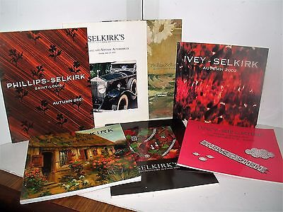 LP17 (O6) Vintage Ivey Selkirk Auction Catalog  Jewelry Automobiles + LOT #22