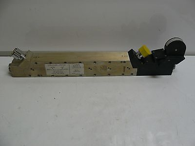 40GHz Frequency Tripler X3 Out 27 - 40GHz WR28 waveguide Out
