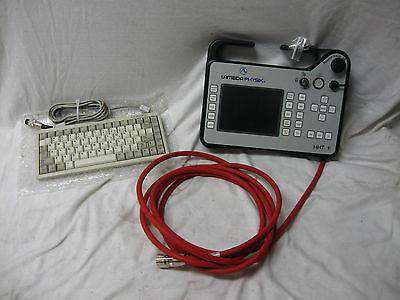 Keba Ht-501 Lambda Laser Hand Held Terminal W Keyboard