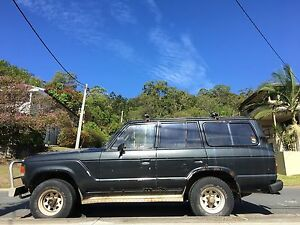 URGENT 1983 Toyota LandCruiser Wagon FOR SALE MUST GO Broadbeach Gold Coast City Preview
