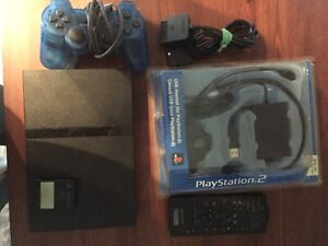 Ps2 with lots of extra