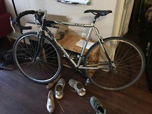 Broken Bike (for Parts)
