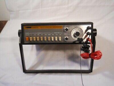 Bk Precision Dynascan Corp 3010 Function Generator