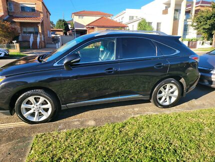 LEXUS RX350 Punchbowl Canterbury Area Preview