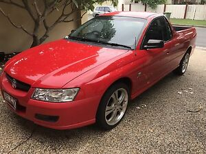 2004 Holden commodore vz ute Burleigh Waters Gold Coast South Preview