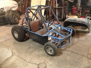 Custom kid dune buggy asis