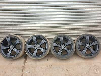 MERCEDES CLS CLASS W218 18 '' INCH ALLOY WHEELS AND TYRES FULL SET 245/40/R18