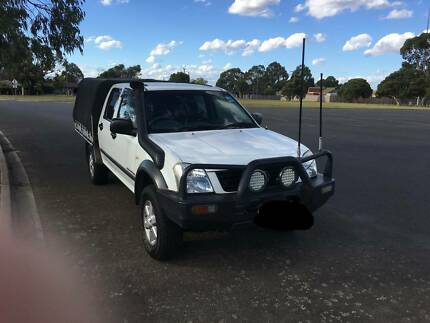 2003 Holden Rodeo Traralgon Latrobe Valley Preview
