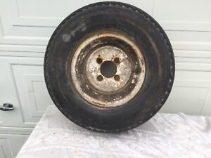 TURF TIRE/ TRAILER TIRE