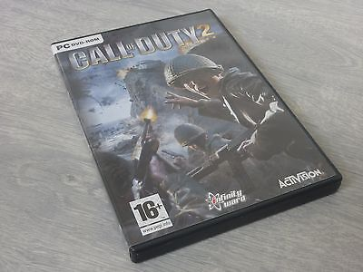 PC DVD-ROM Game – Call of Duty 2 – ActiVision for sale  Shipping to Nigeria
