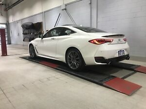 2017 Q60 RED SPORT TECH PACK LEASE TRANSFER