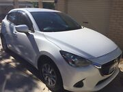 2014 WHITE AUTOMATIC MAZDA 2 MAXX HATCHBACK Booragoon Melville Area Preview