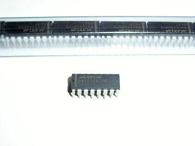 Maxim Max534bcpe Digital To Analog Converter 8-bit 4-ch 16-pdip 1 Tube 25 Pcs