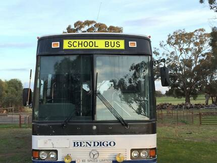 Bus/Motorhome Bendigo Surrounds Preview