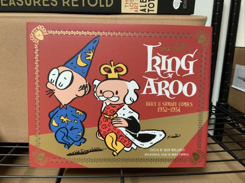 KING AROO V. 2 DAILIES & SUNDAYS 1952 - 54 : JACK KENT: NEW HARDCOVER : LOAC
