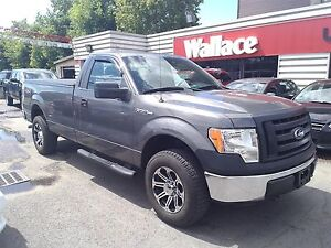 2011 Ford F-150 XL 8-ft. Bed 4WD LOW KMS